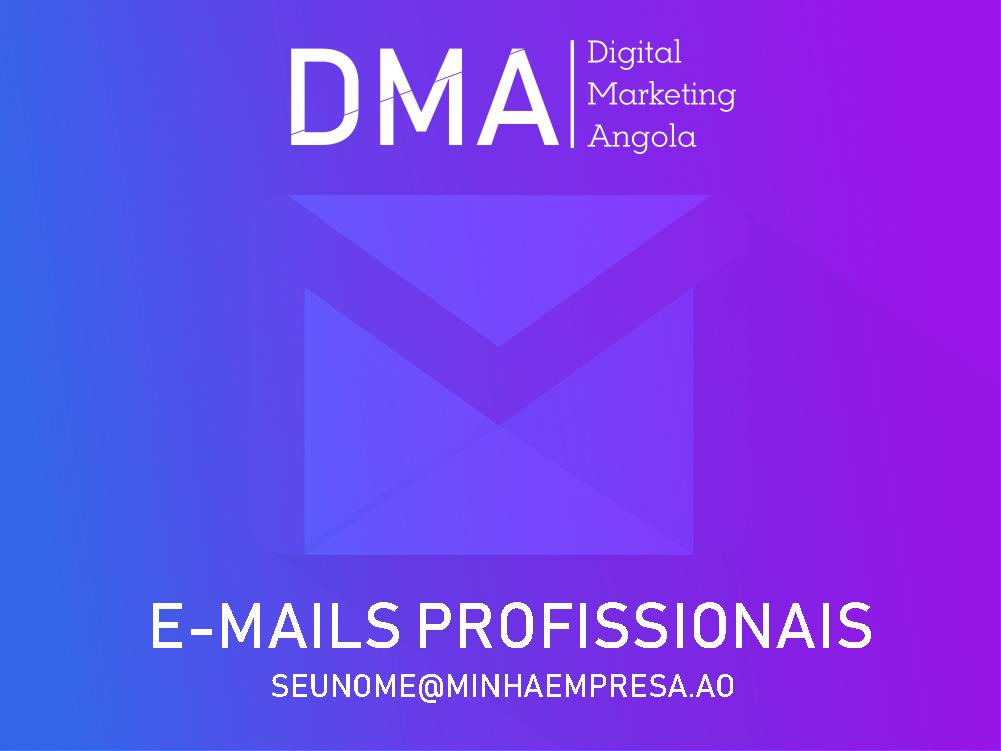 5 benefícios de um endereço de email profissional