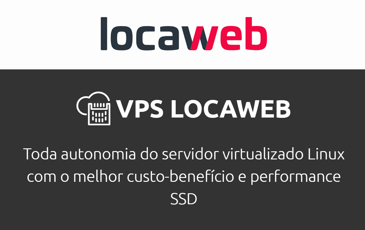 VPS Locaweb