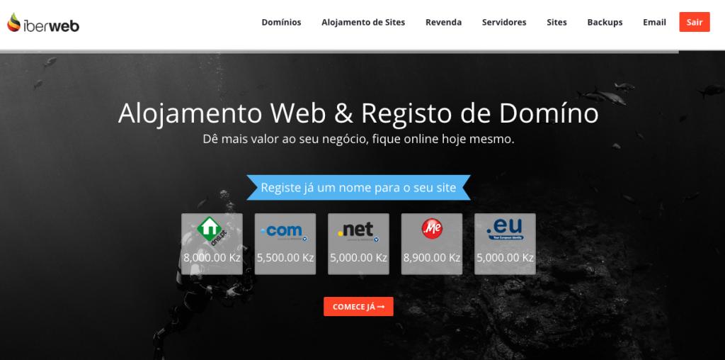 Iberweb - Hospedagem de Sites e Registo de Domínios 7
